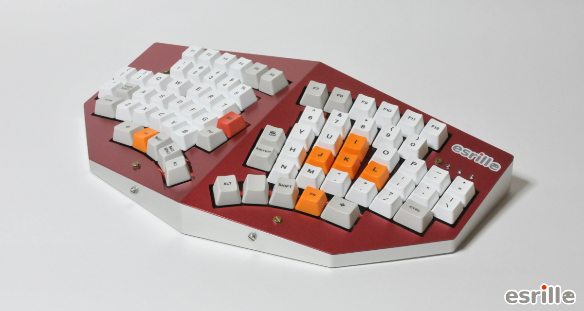 The Esrille New Keyboard − NISSE